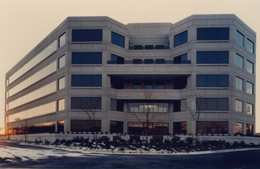 3701 Pender Drive office building